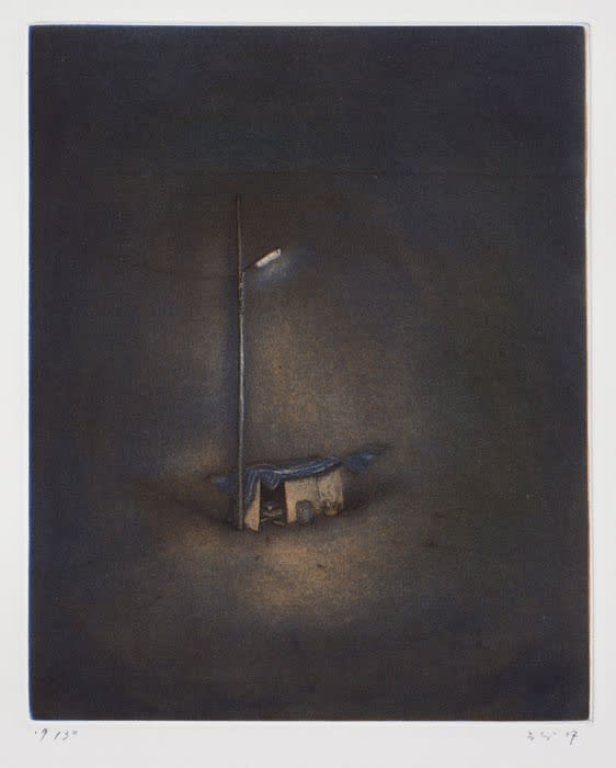 Mitsuo Shiraishi, Untitled