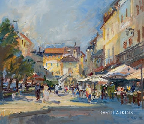 David Atkins - In Ireland and Italy 2 - 24 November 2019 exhibition catalogue