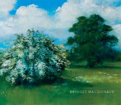 Bridget Macdonald - Bright Clouds of May 5 - 28 May 2018 exhibition catalogue