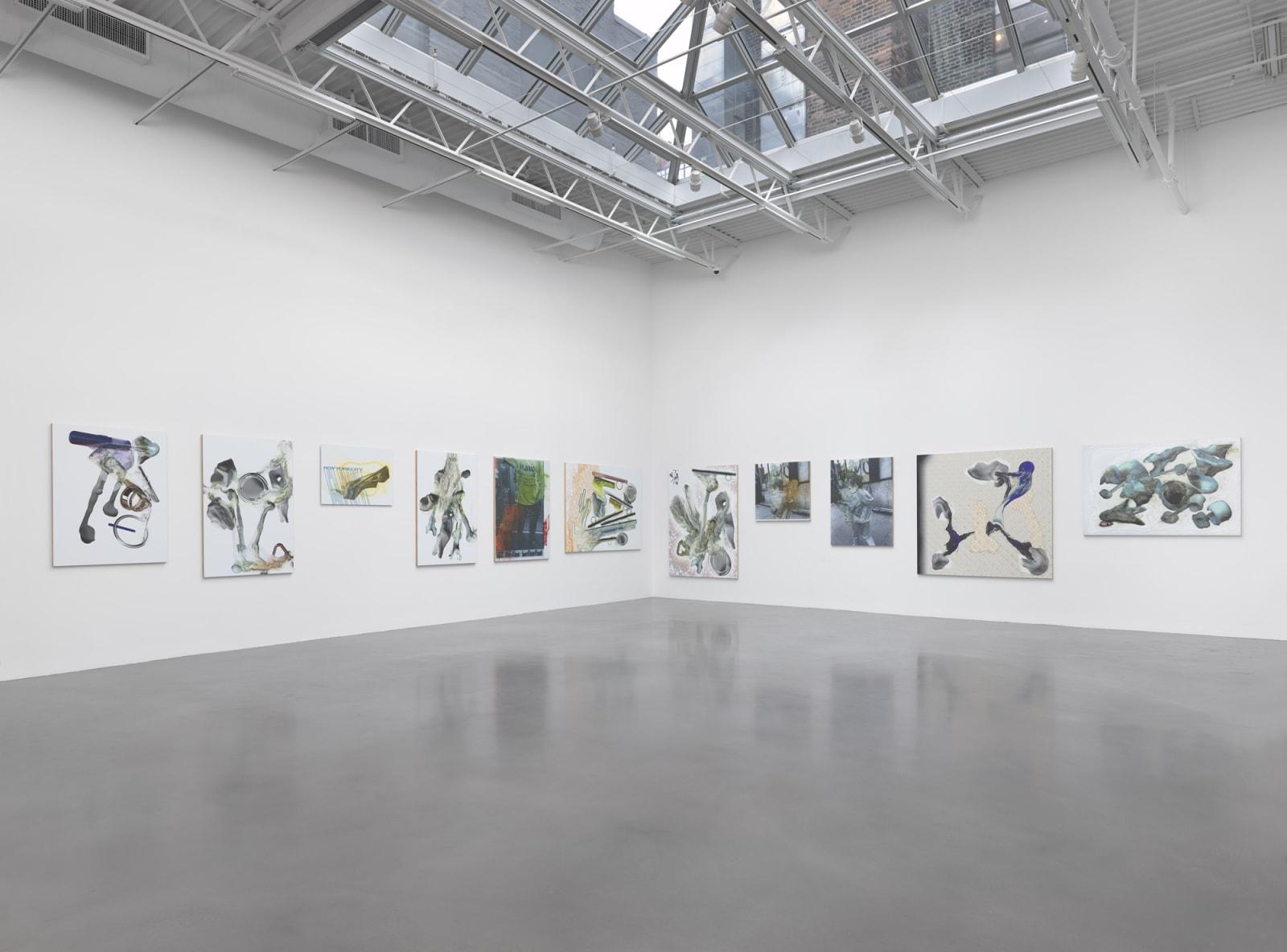 Hell Has Everything, 2018 Petzel Gallery, New York