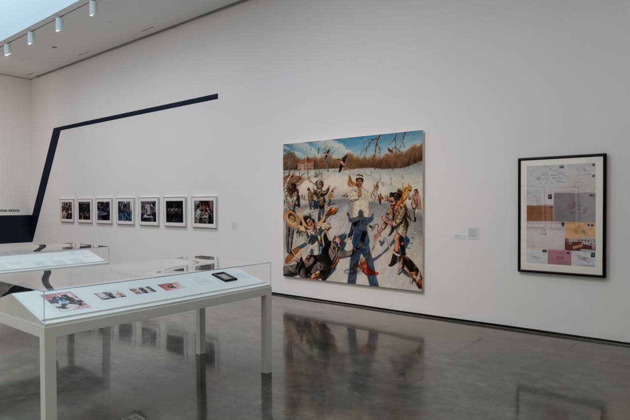 The Conditions of Being Art: Pat Hearn Gallery & American Fine Arts, Co. (1983-2004), 2018, Hessel Museum of Art, Annandale-on-Hudson, NY
