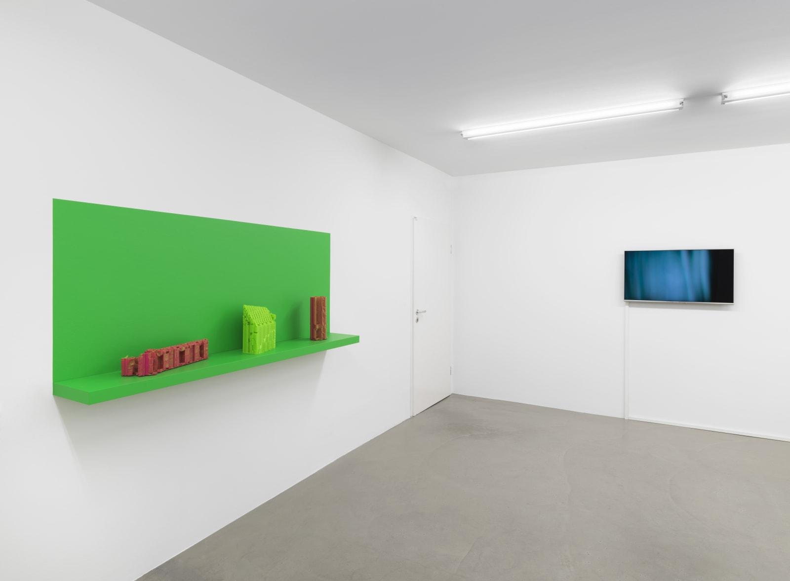 Studio Exhibition: Samson Young, April 28 - June 5, 2021 © the artists. Courtesy Capitain Petzel, Berlin. Ph: Jens Ziehe