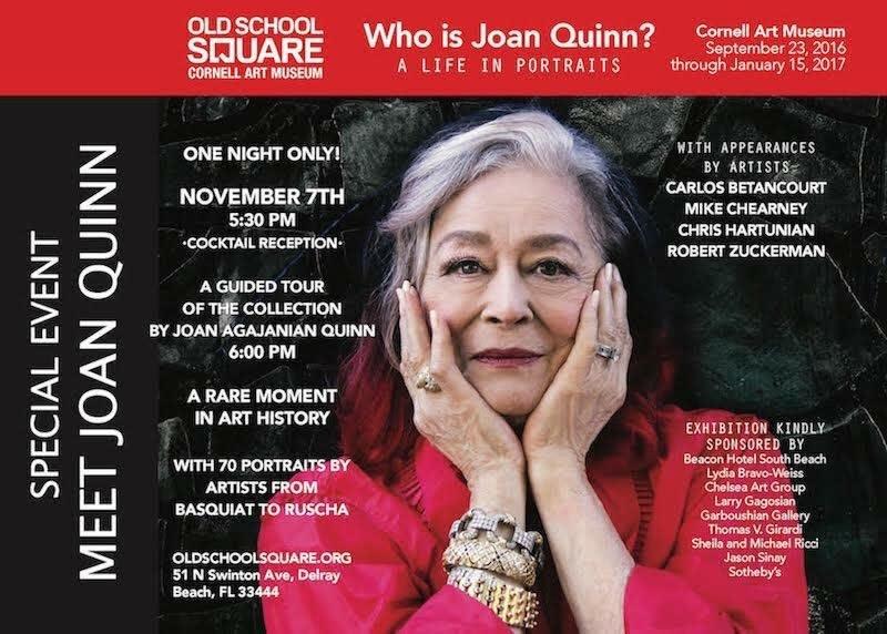 Joan QUinn