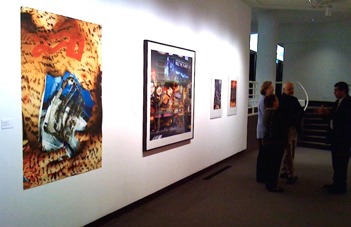 Selections from the Allen Thomas Jr Photography Collection SECCA museum