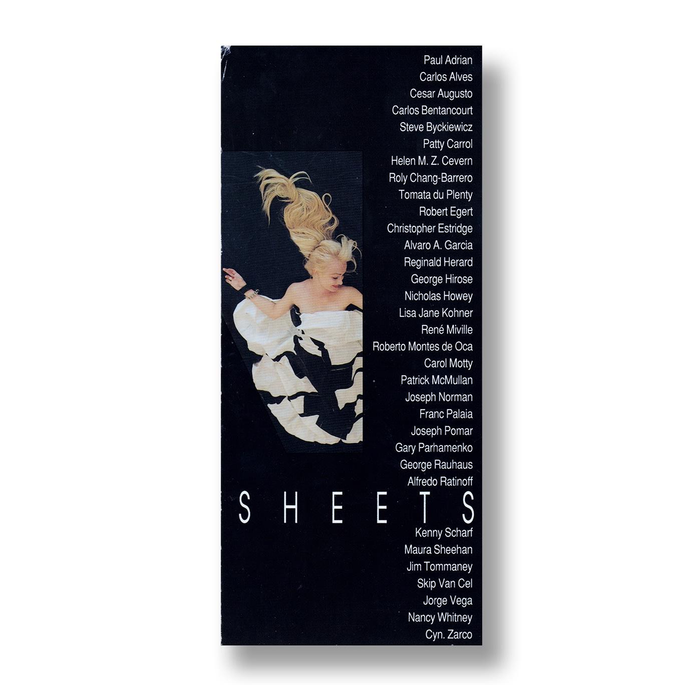 Sheets.