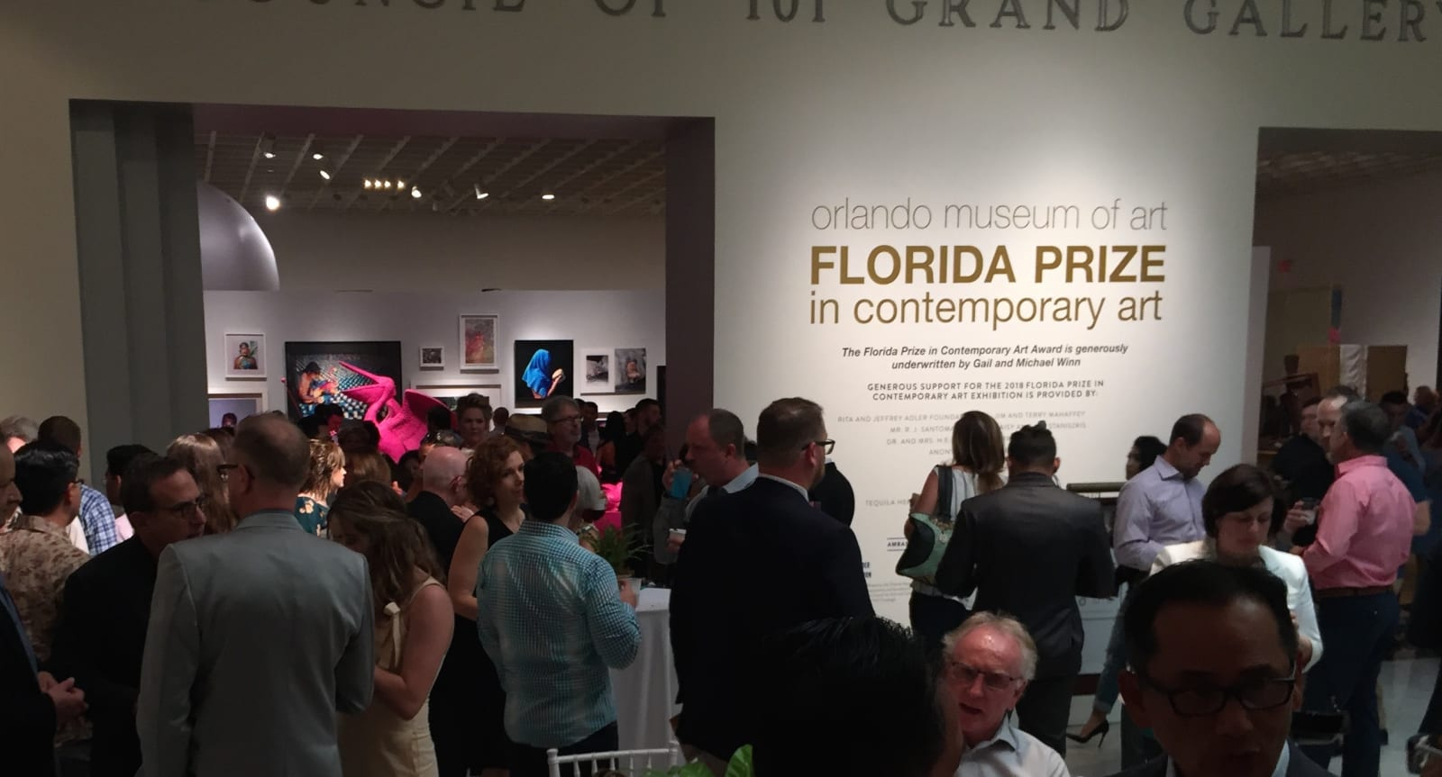 The 2018 Florida Prize in Contemporary Art