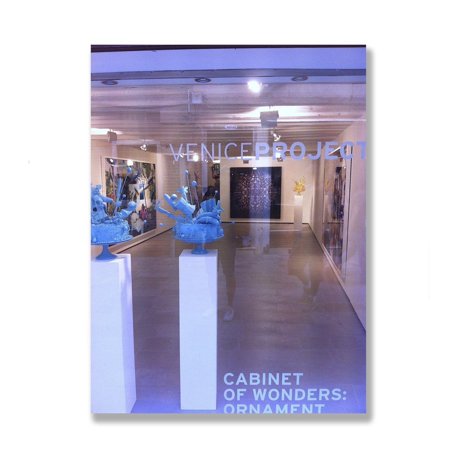 Carlos Betancourt, Cabinet of Wonders: Ornament and Obsession