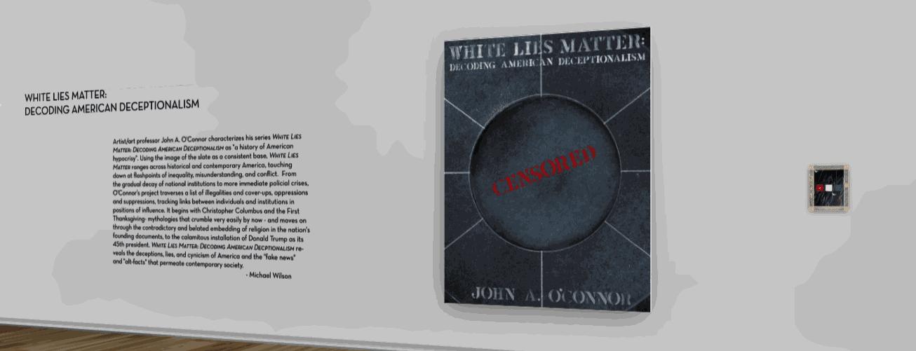John A. O'Connor: White Lies Matter