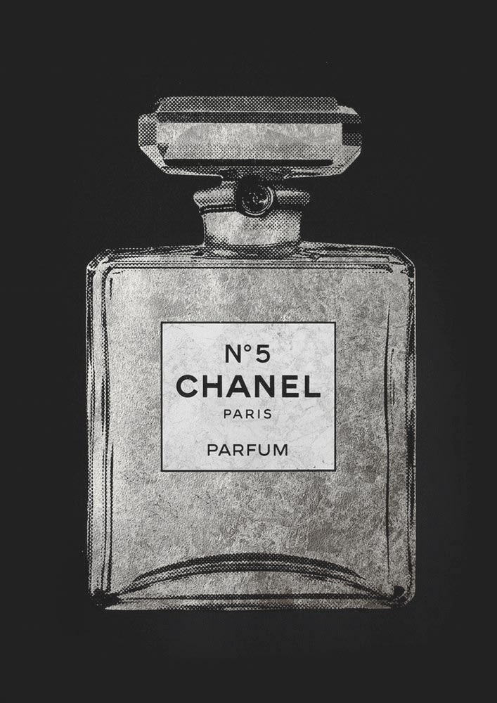 Simon Freeborough Chanel Silver 2017