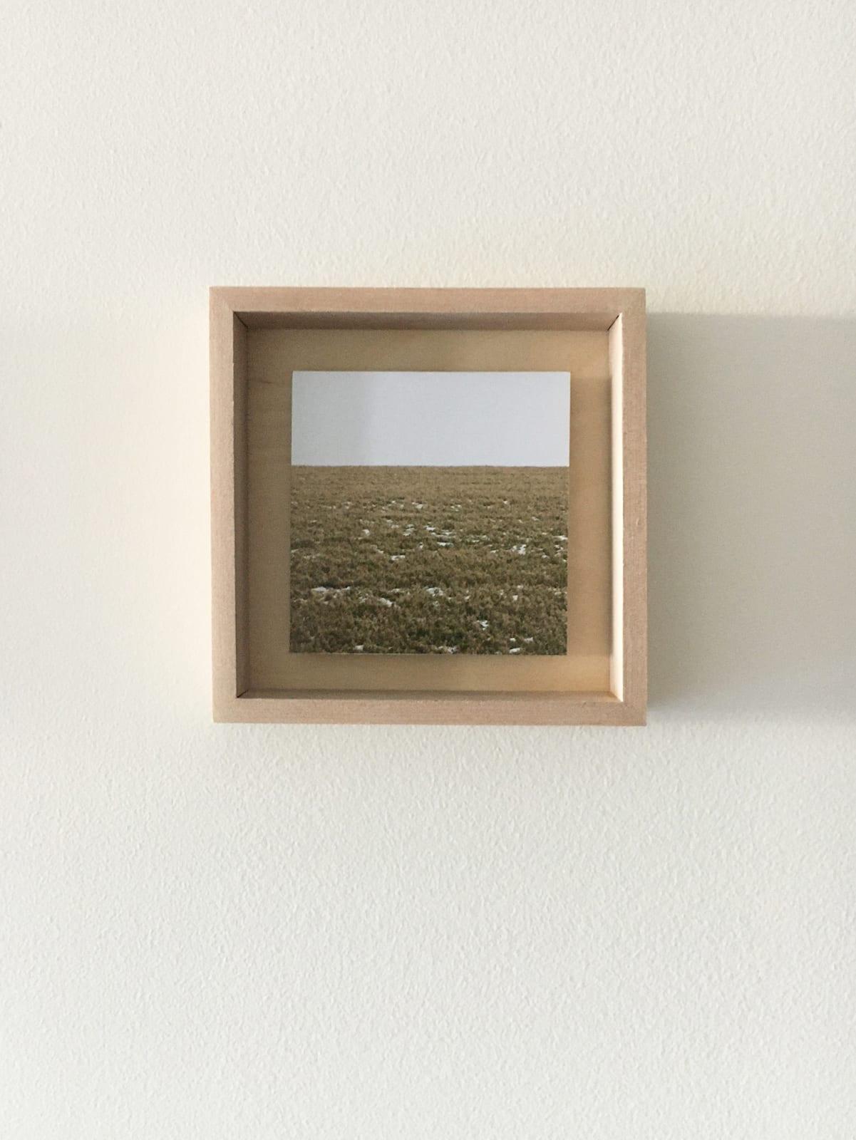 Grace Clark Sweet Fields IX, 2020 digital pigment print 6 x 6 inches, edition 1/3 $ 500.00