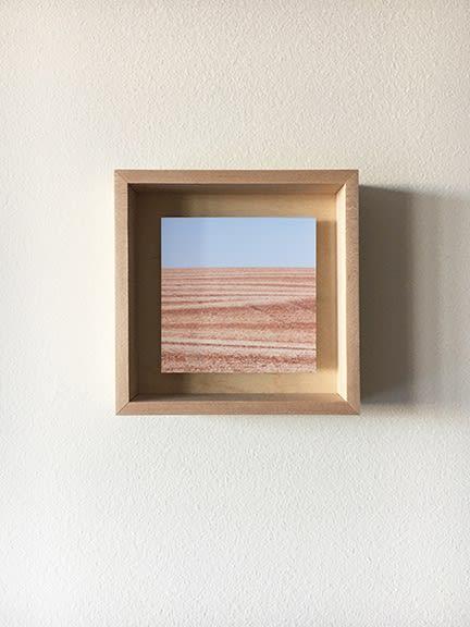 Grace Clark Sweet Fields VIII, 2020 digital pigment print 6 x 6 inches, edition 1/3 $ 500.00