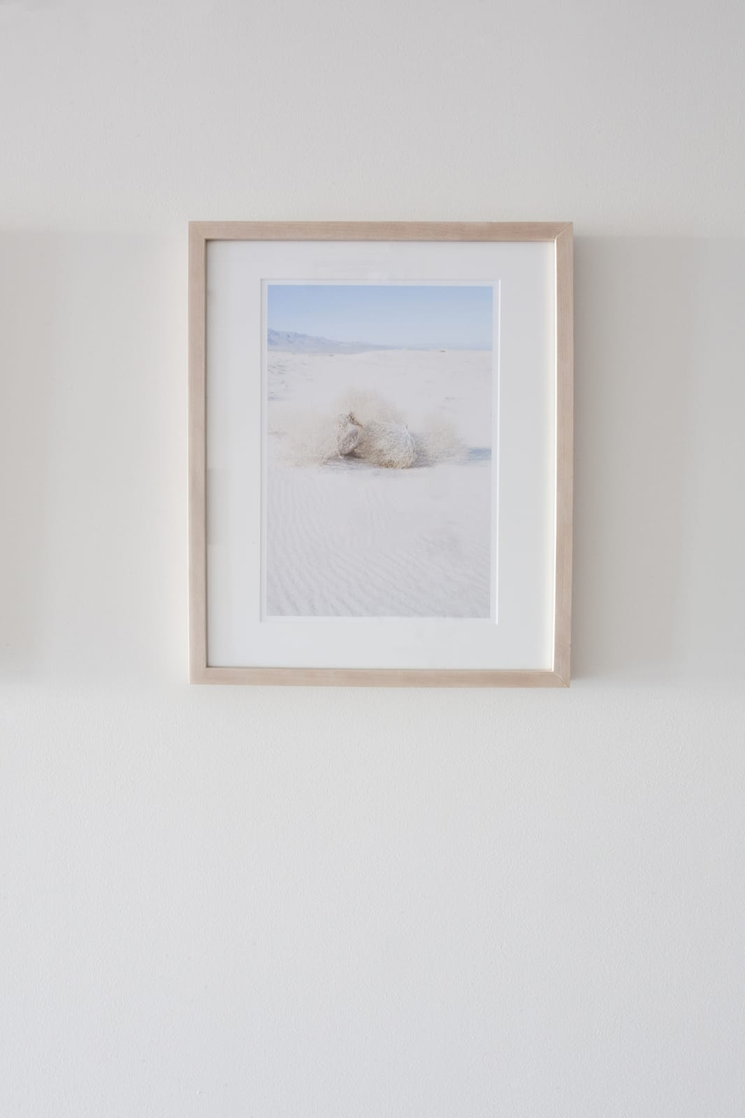 Grace Clark Kelso Dunes II, 2017 digital pigment print print size 15 x 10 inches, 20 x 16 framed, edition 1/10 $ 650.00