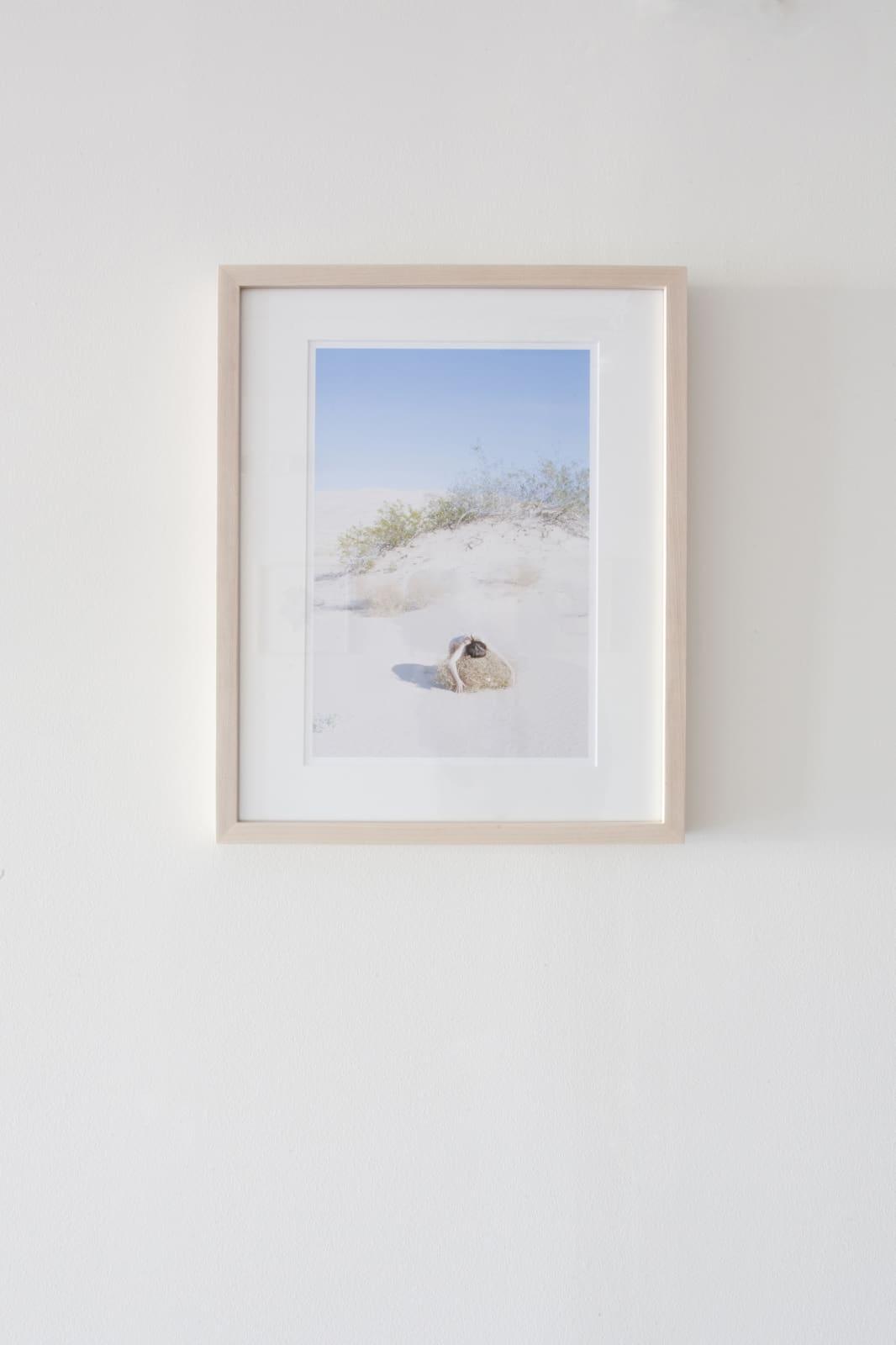 Grace Clark Kelso Dunes I, 2017 digital pigment print print size 15 x 10 inches, 20 x 16 framed, edition 1/10 $ 650.00
