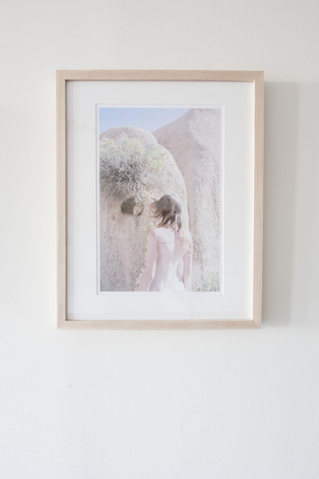 Grace Clark Jumbo Rocks III, 2017 digital pigment print print size 15 x 10 inches, 20 x 16 framed, edition 1/10 $ 650.00
