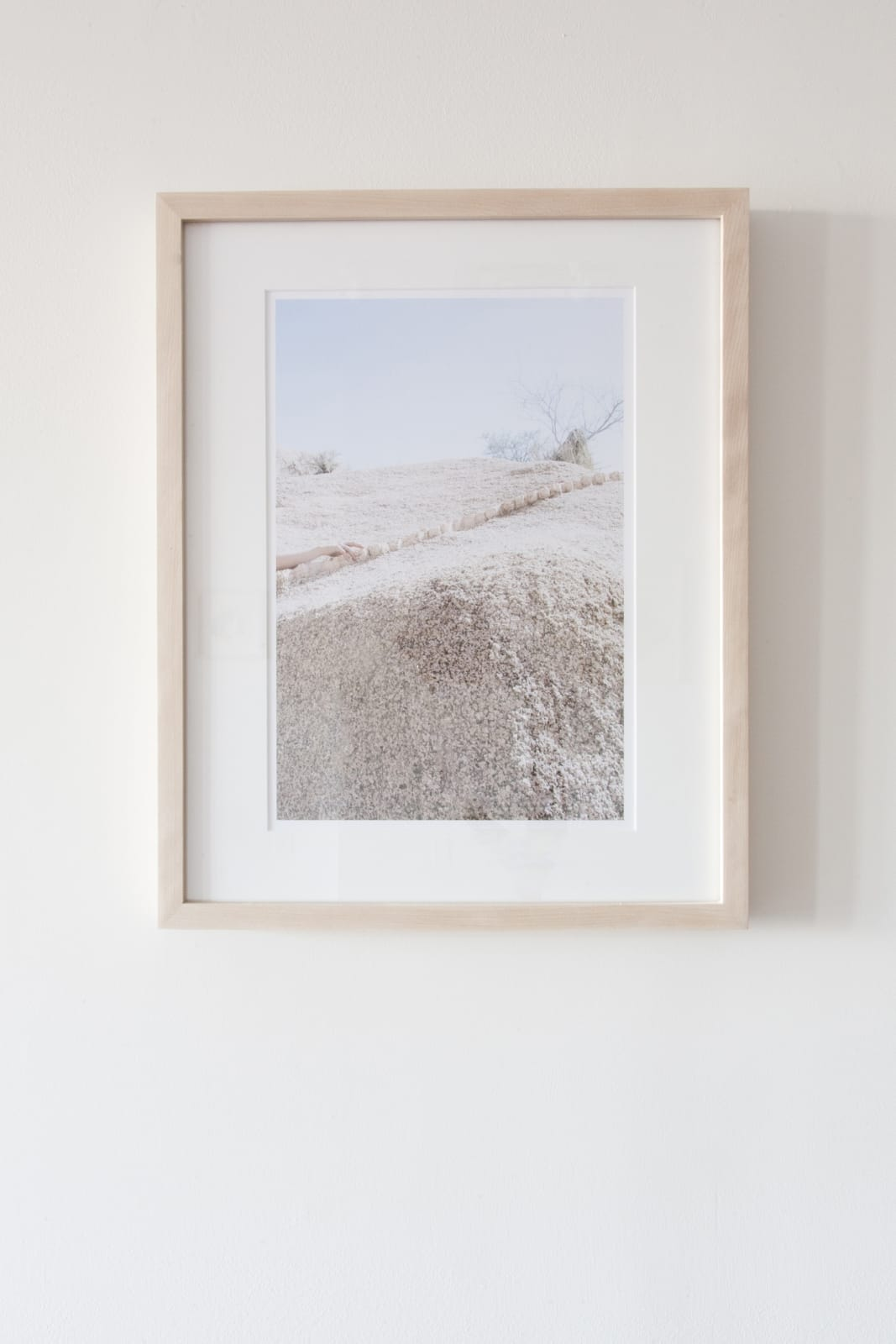 Grace Clark Jumo Rocks I, 2017 digital pigment print print size 15 x 10 inches, 20 x 16 framed, edition 1/10 edition 1/10 $ 650.00