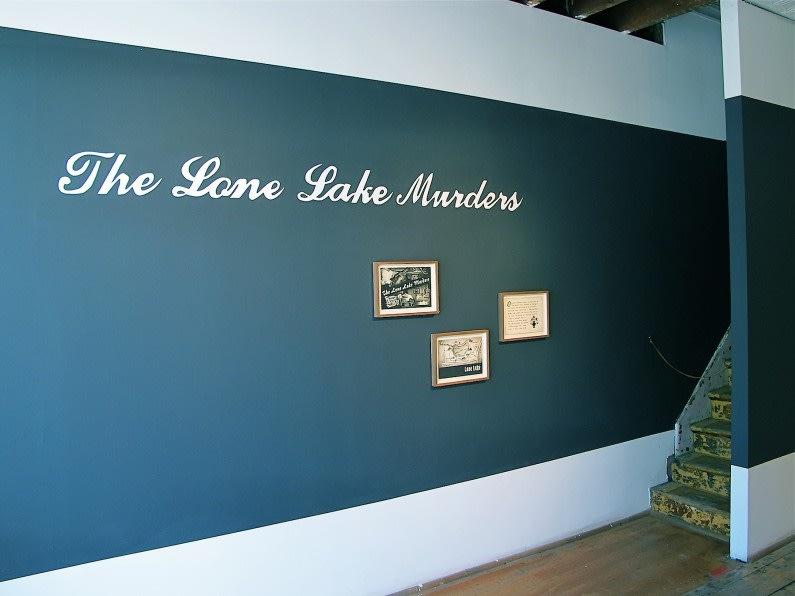 The Lone Lake Murders