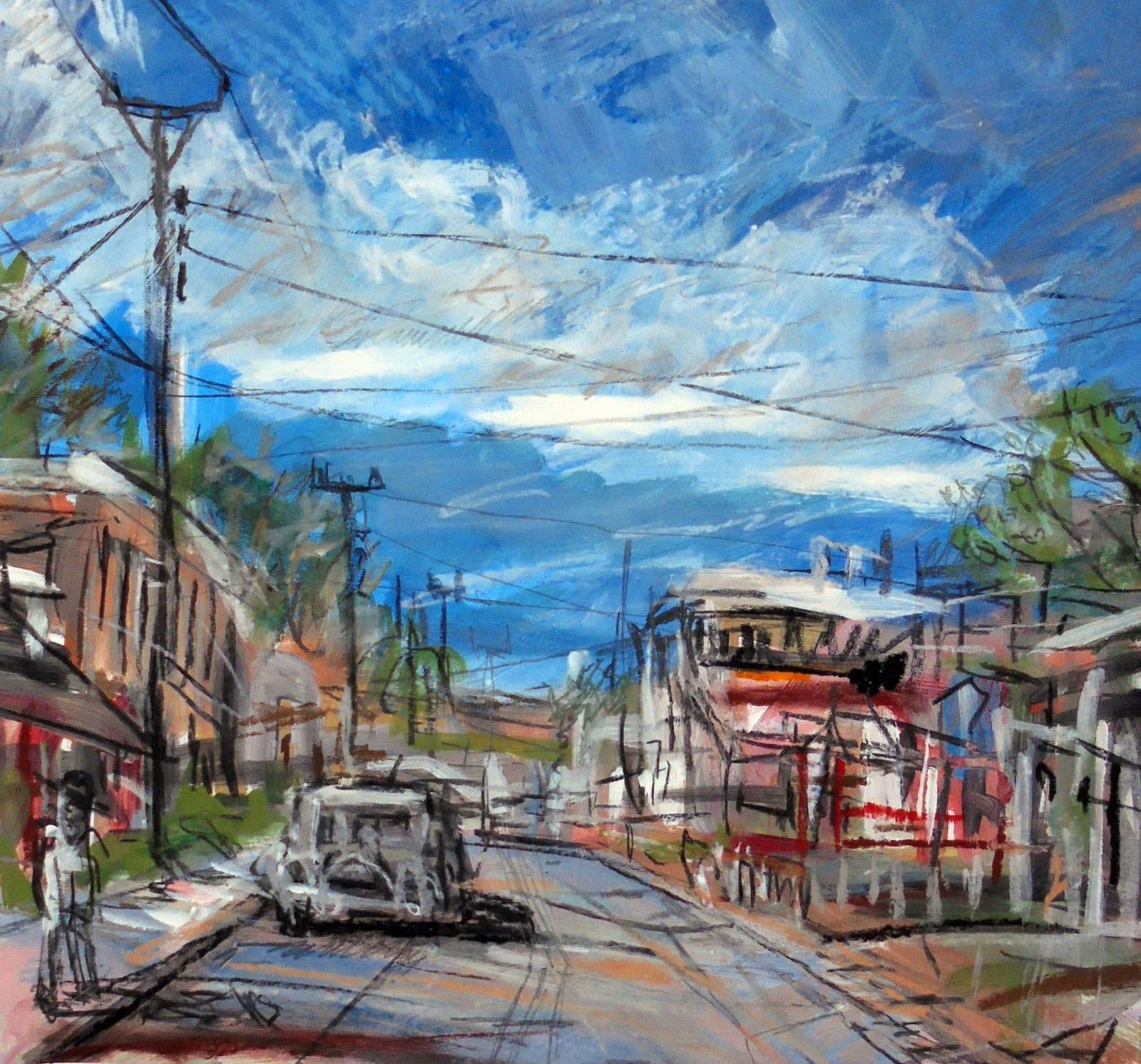 Matthew Thompson, Road Vinales, Cuba