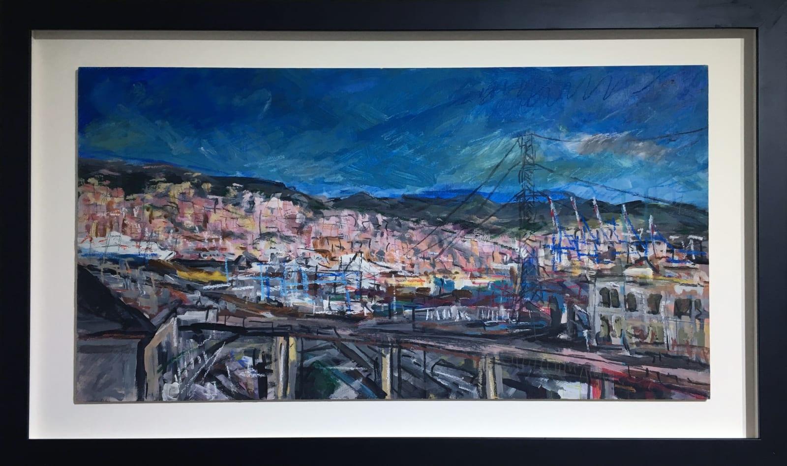 Matthew Thompson, Porto Genova
