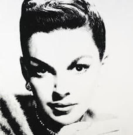 Judy Garland, 1979, by Andy Warhol, Unique Screenprint at Coskun Fine Art