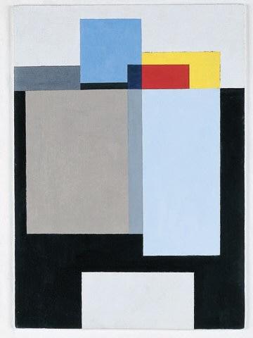 Ben Nicholson, Painting 1938, 1938