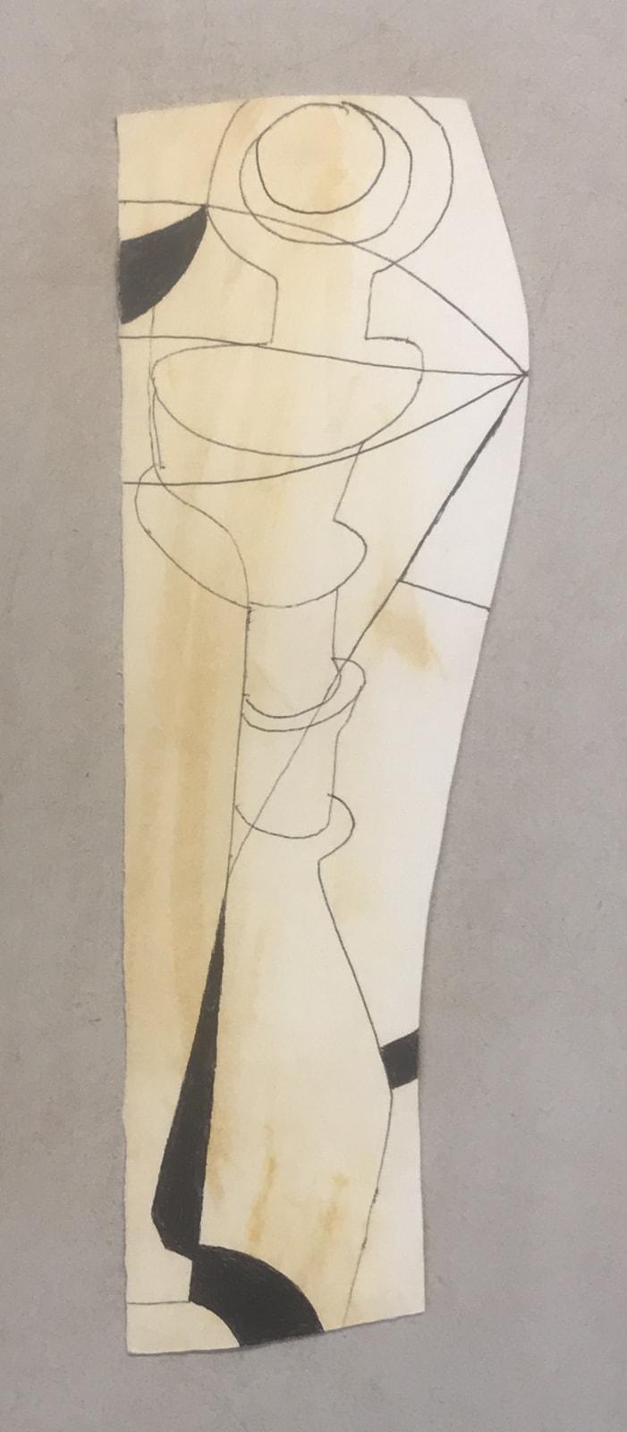 Ben Nicholson, Untitled