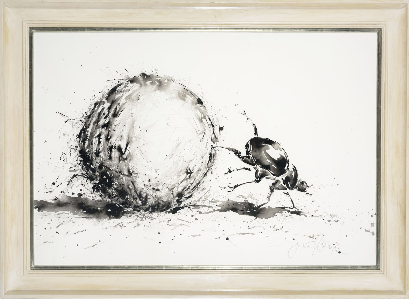 Dung Beetle, £2,250