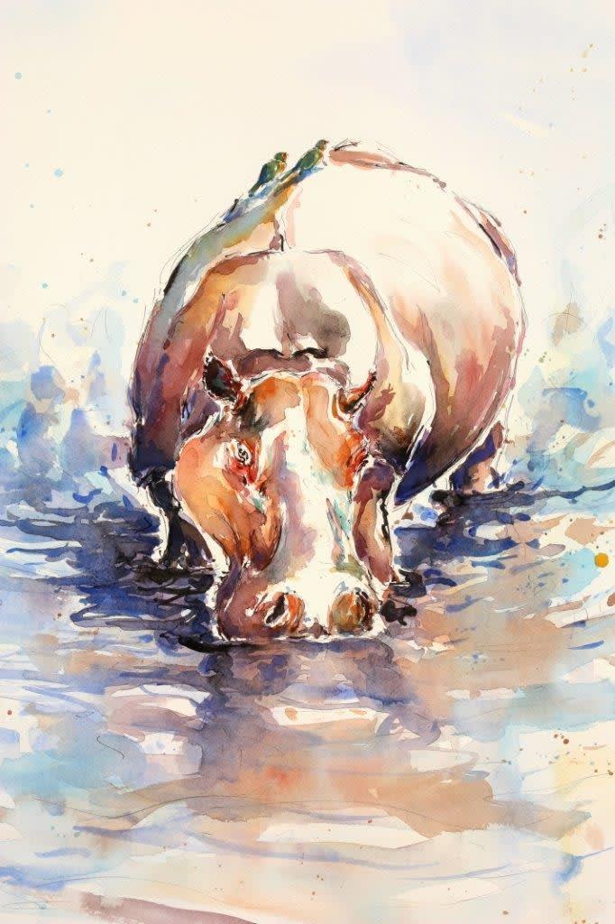 Hippo, £2,150
