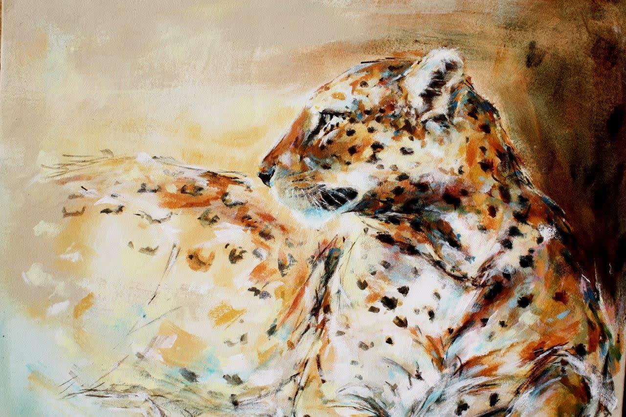 Leopard, £1,850