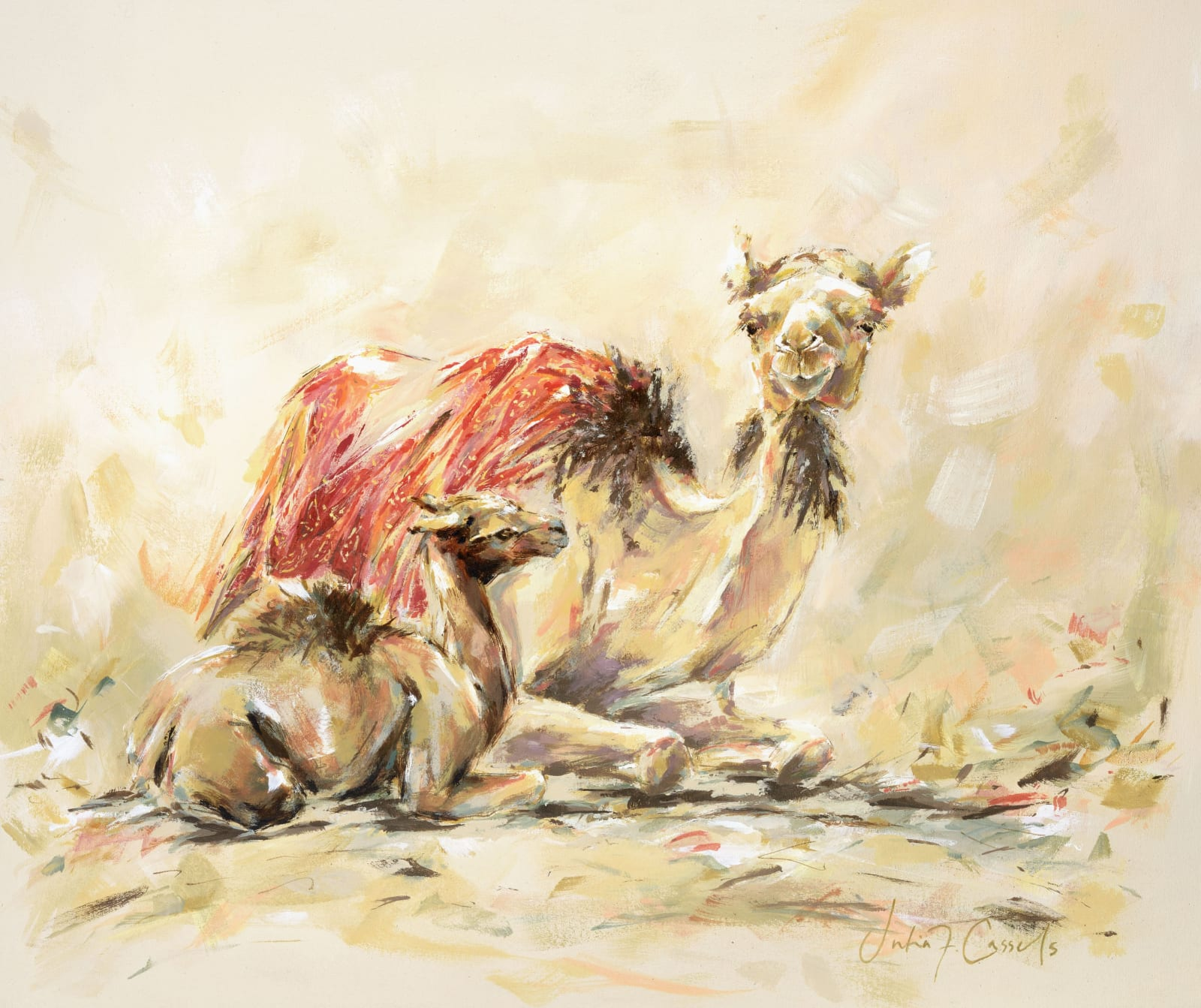 Moroccan Camels, £2,750