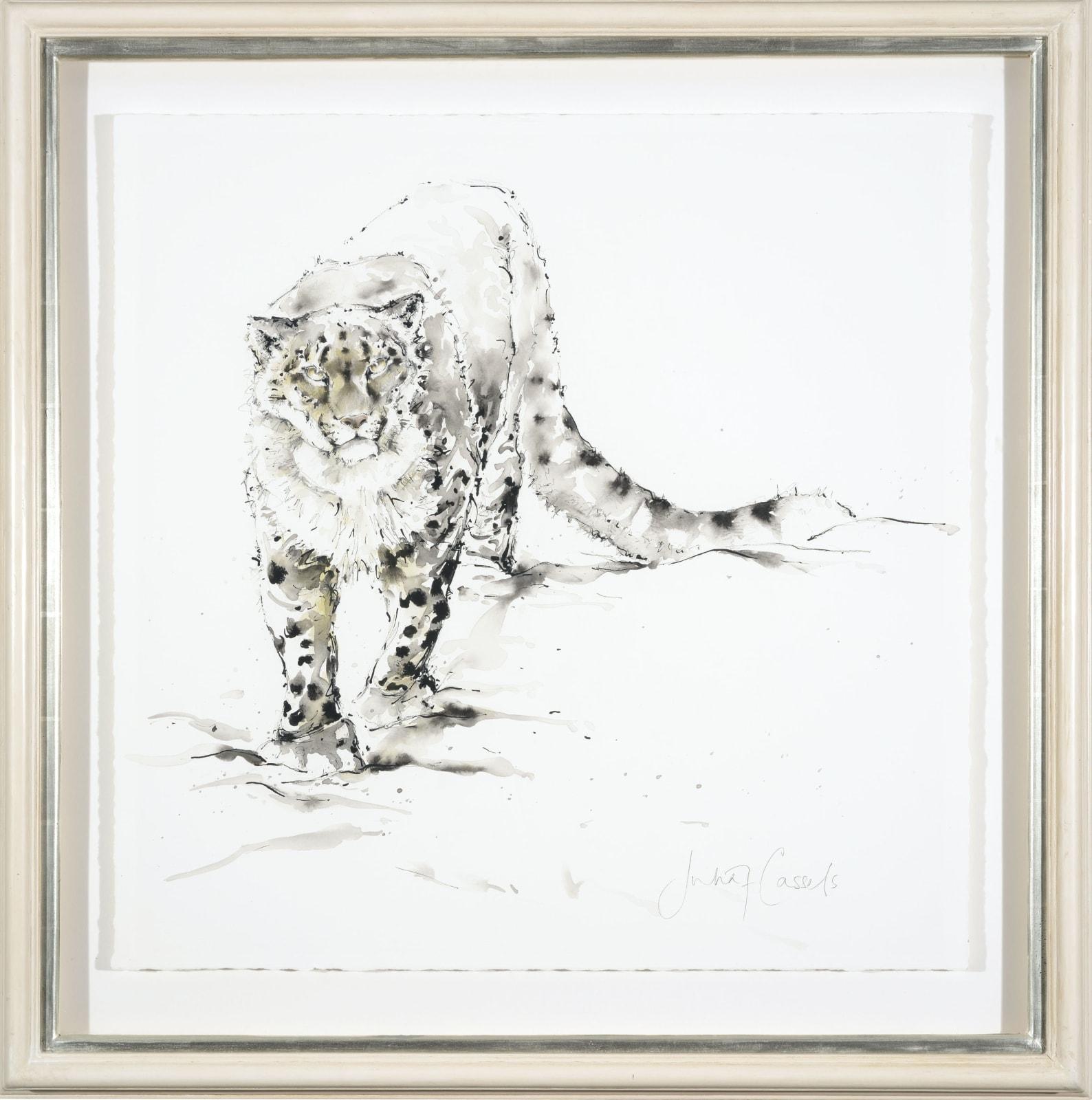 Snow Leopard, £1,850