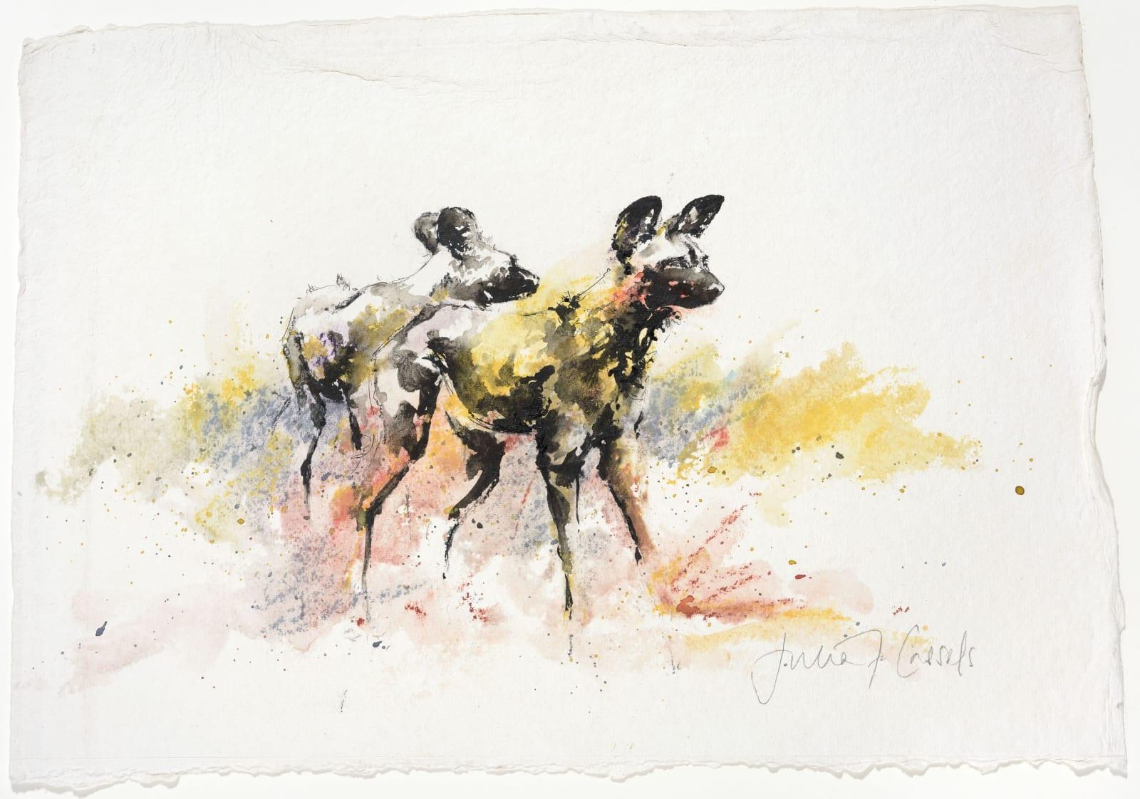 Wild Dogs, £875