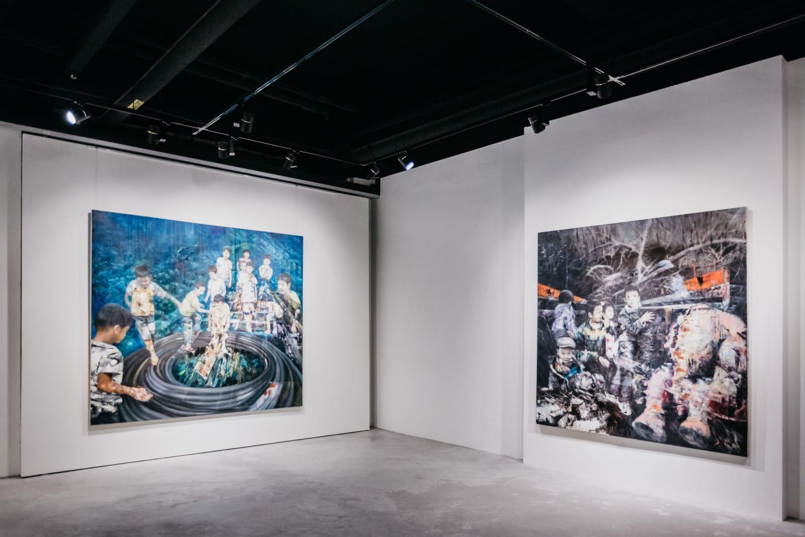 Tianbing Li: A Selection of Recent Artworks