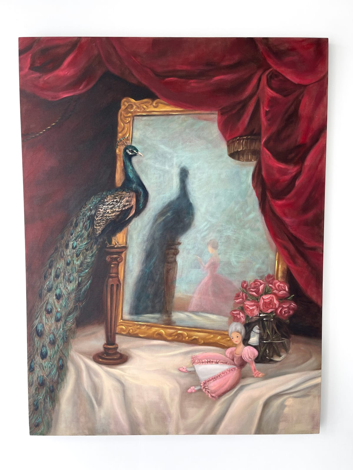 Reframing the Looking-Glass