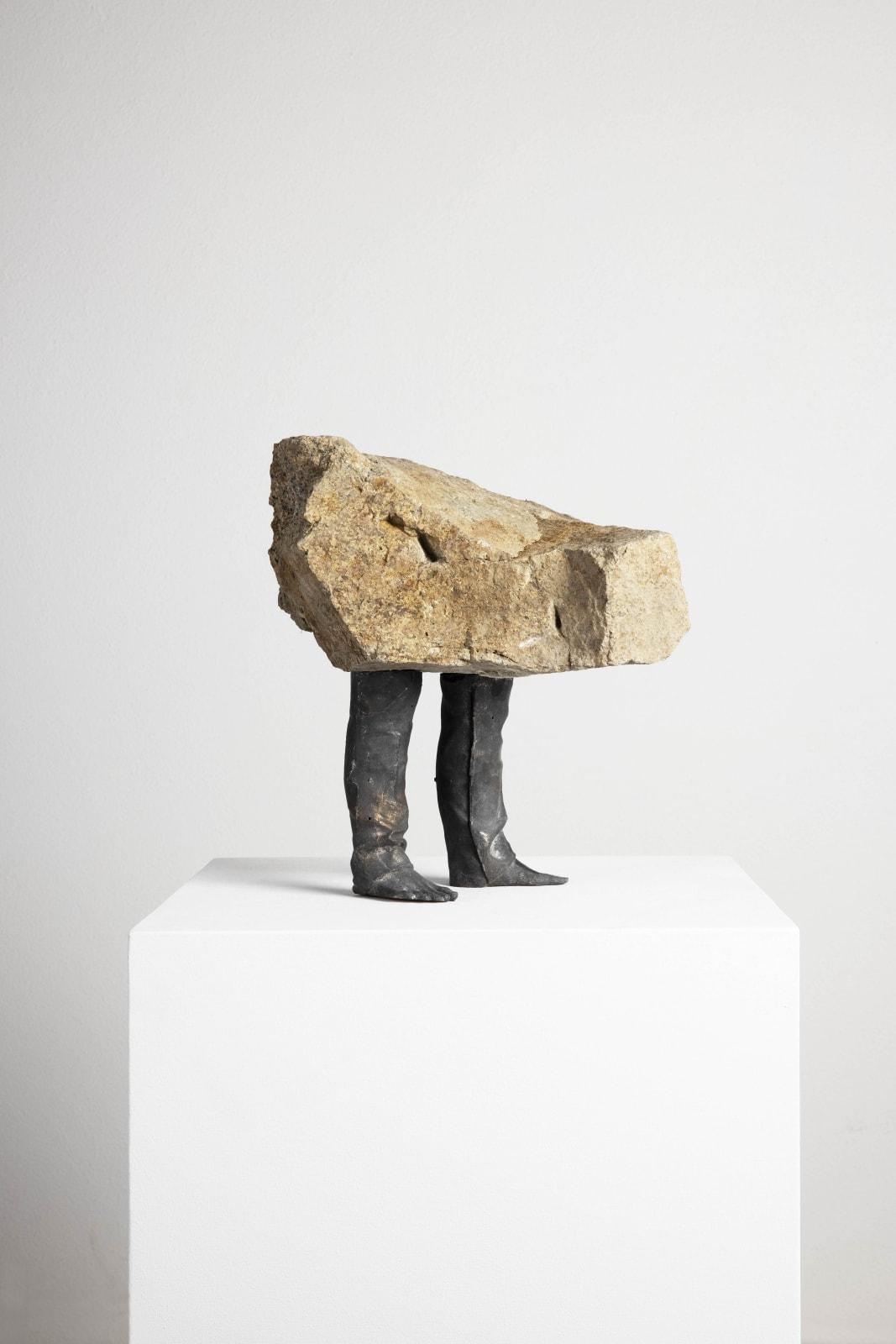 Erwin Wurm, Stone, 2021