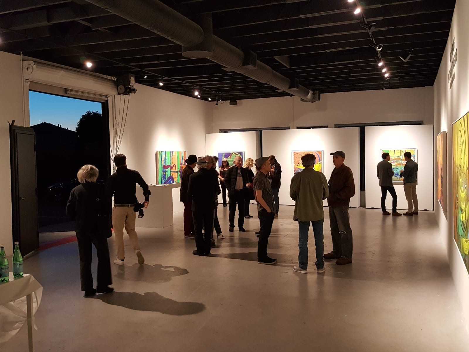 Darcy Gerbarg – Paintings in Virtual Space – Curated by David S. Rubin