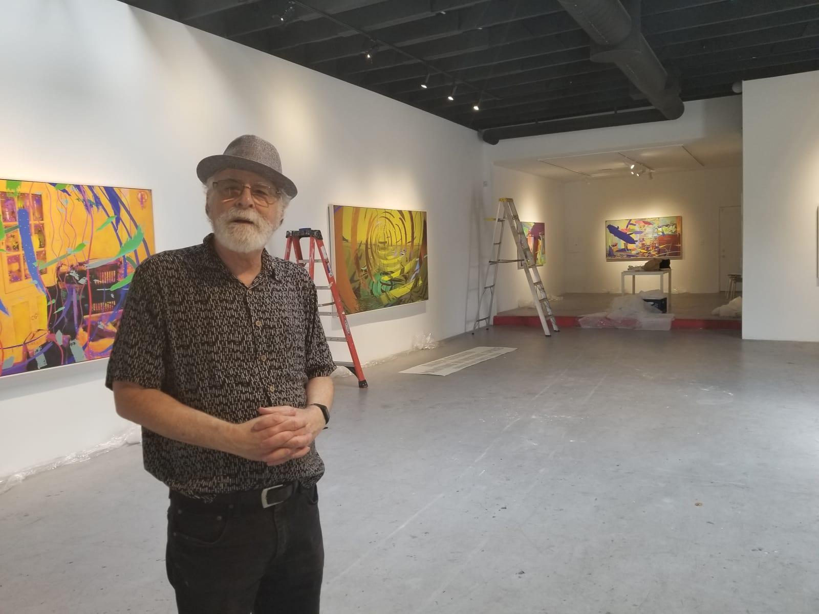 David S. Rubin, Ehibition Curator