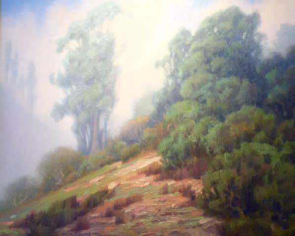 Jim Lamb, Laguna Fog, 2015
