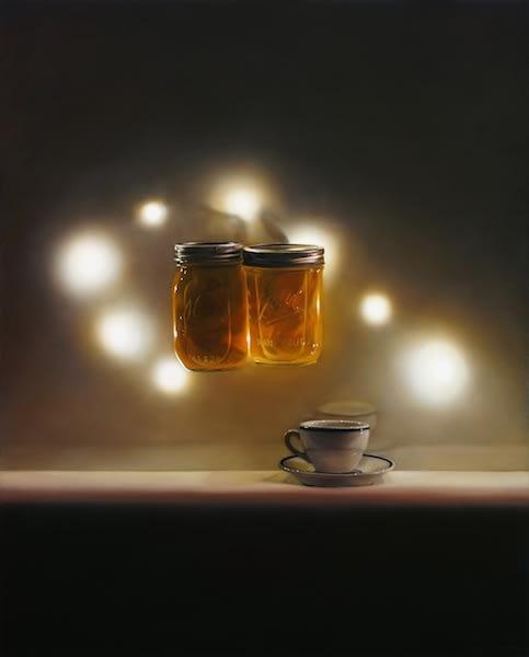 Tom Betts, Memories with Light & Peaches, 2017