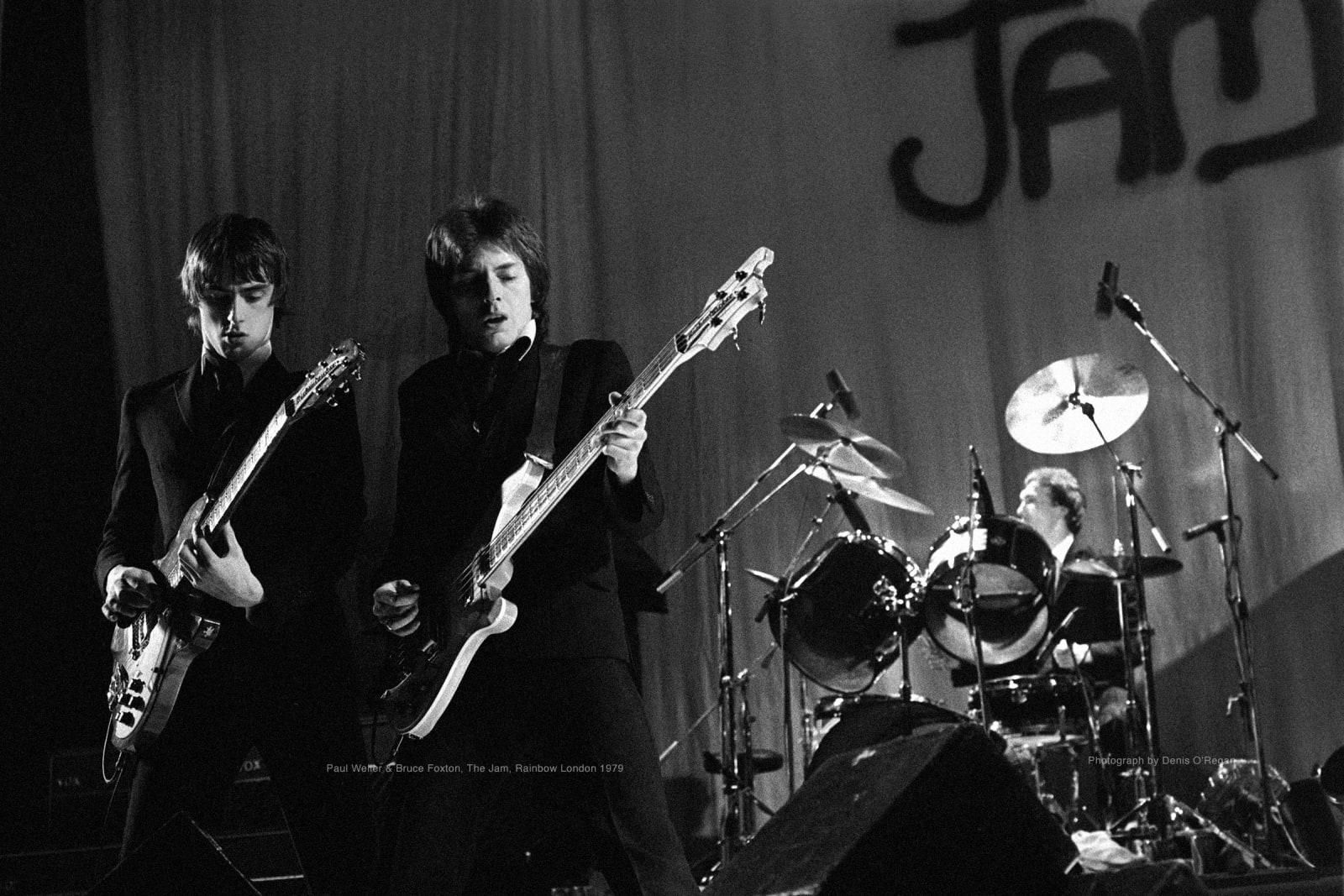THE JAM, The Jam Rainbow, 1979