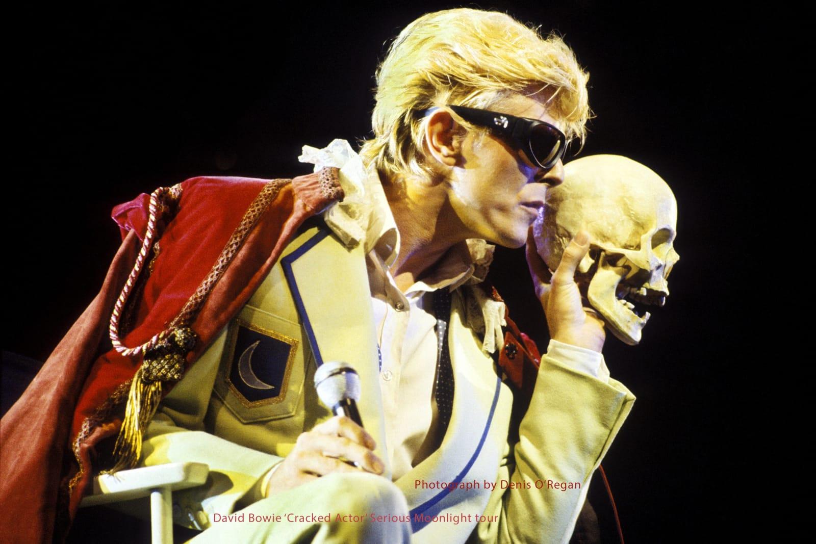 DAVID BOWIE, David Bowie 'Hamlet', 1983