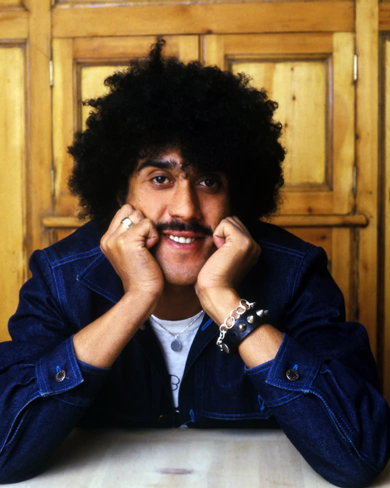 THIN LIZZY, Phil Lynott At Home, 1981