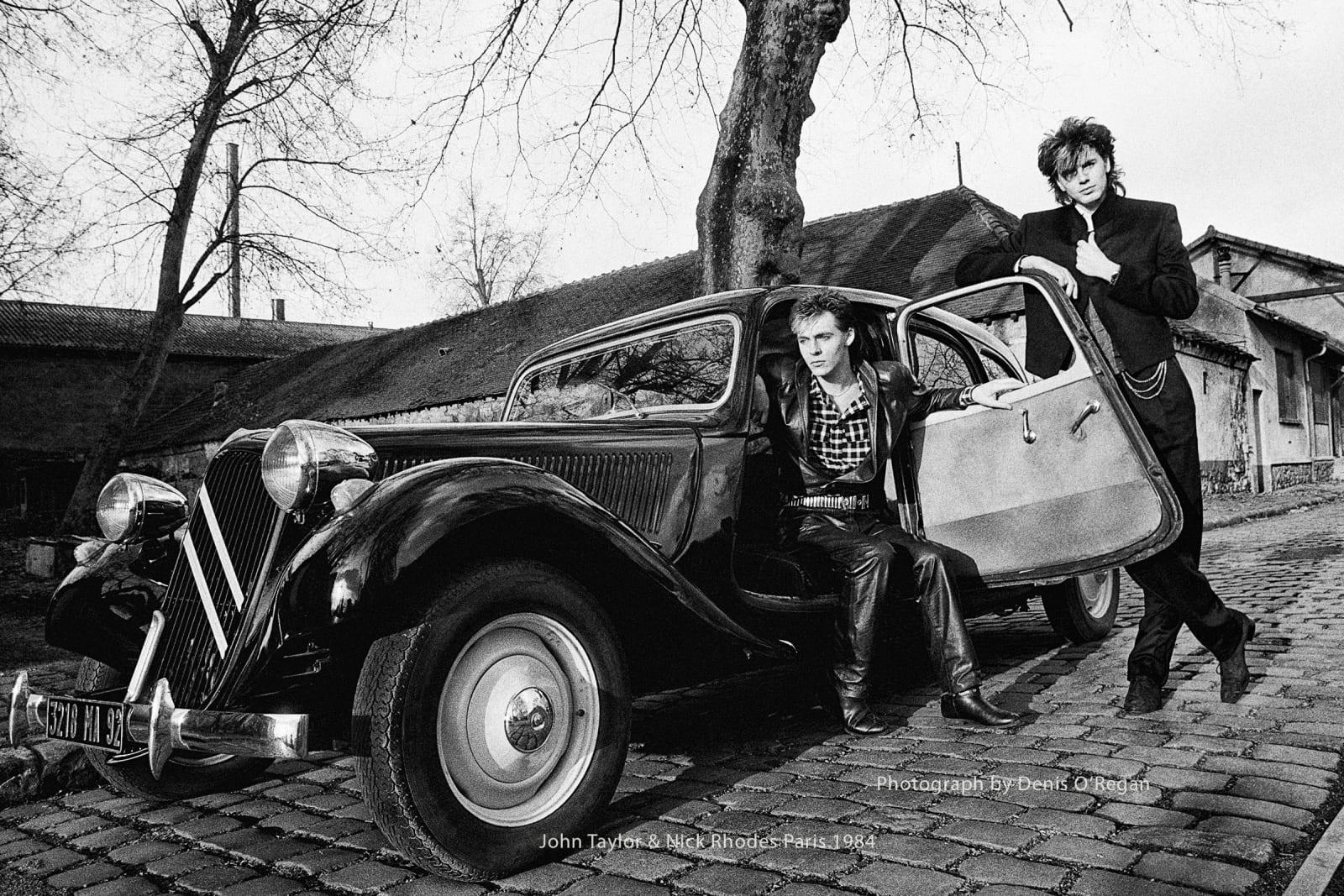 DURAN DURAN, Duran Duran Paris, 1984