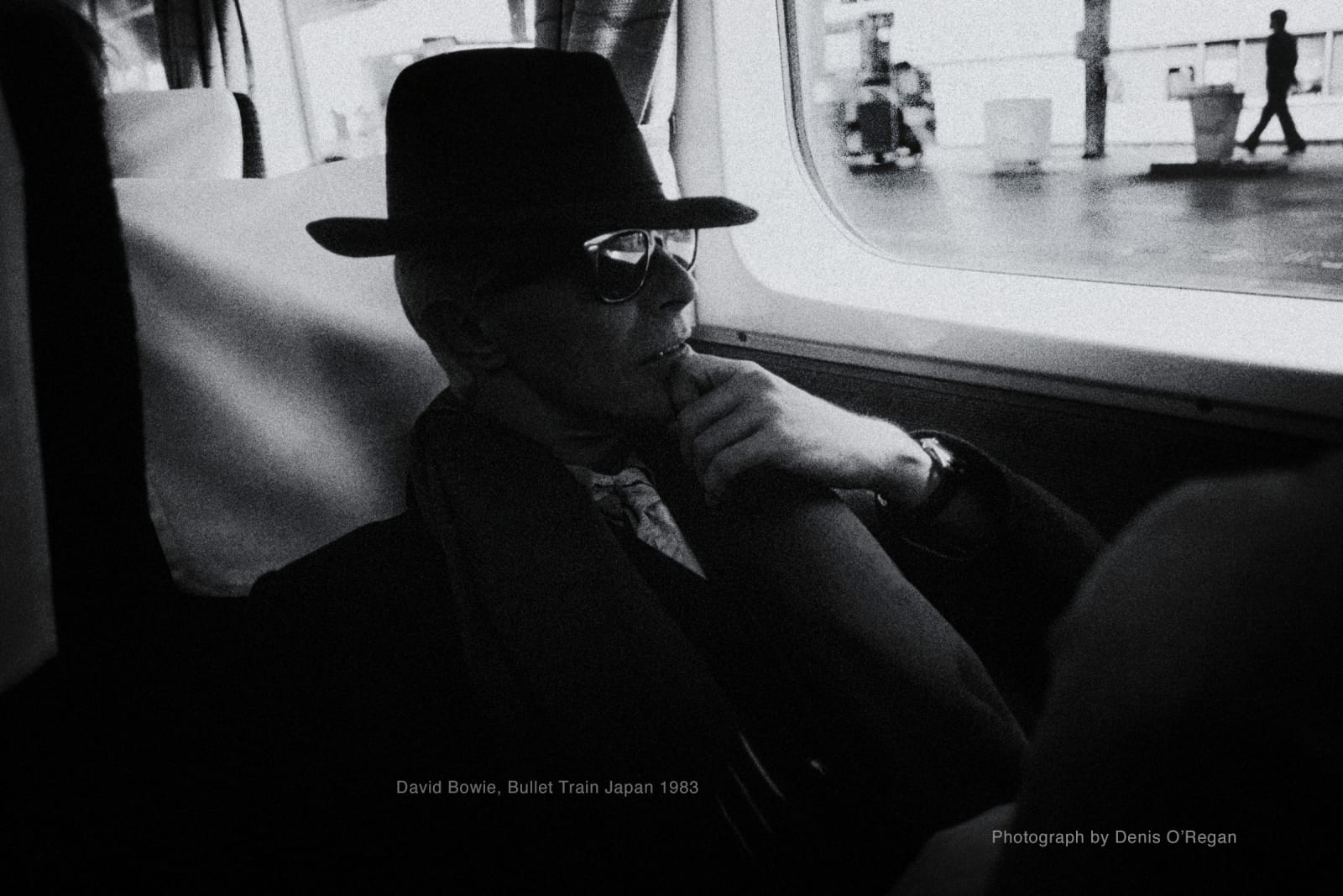 DAVID BOWIE, David Bullet Train Japan, 1983