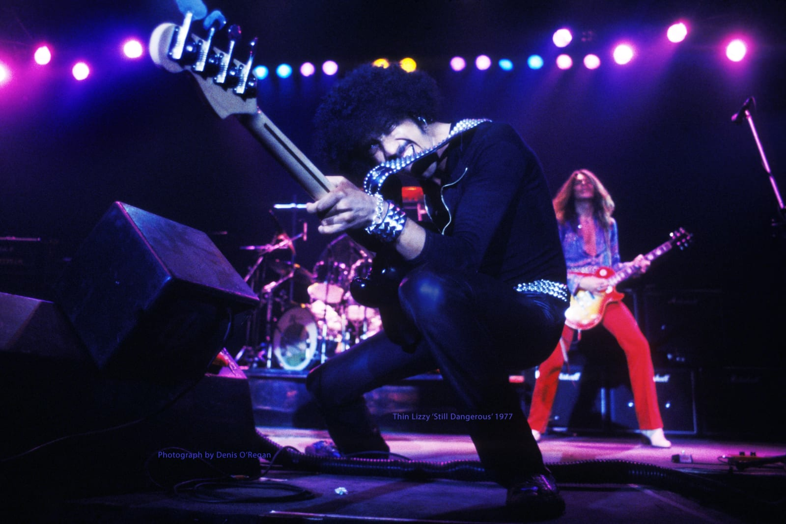 THIN LIZZY, Still Dangerous, 1977