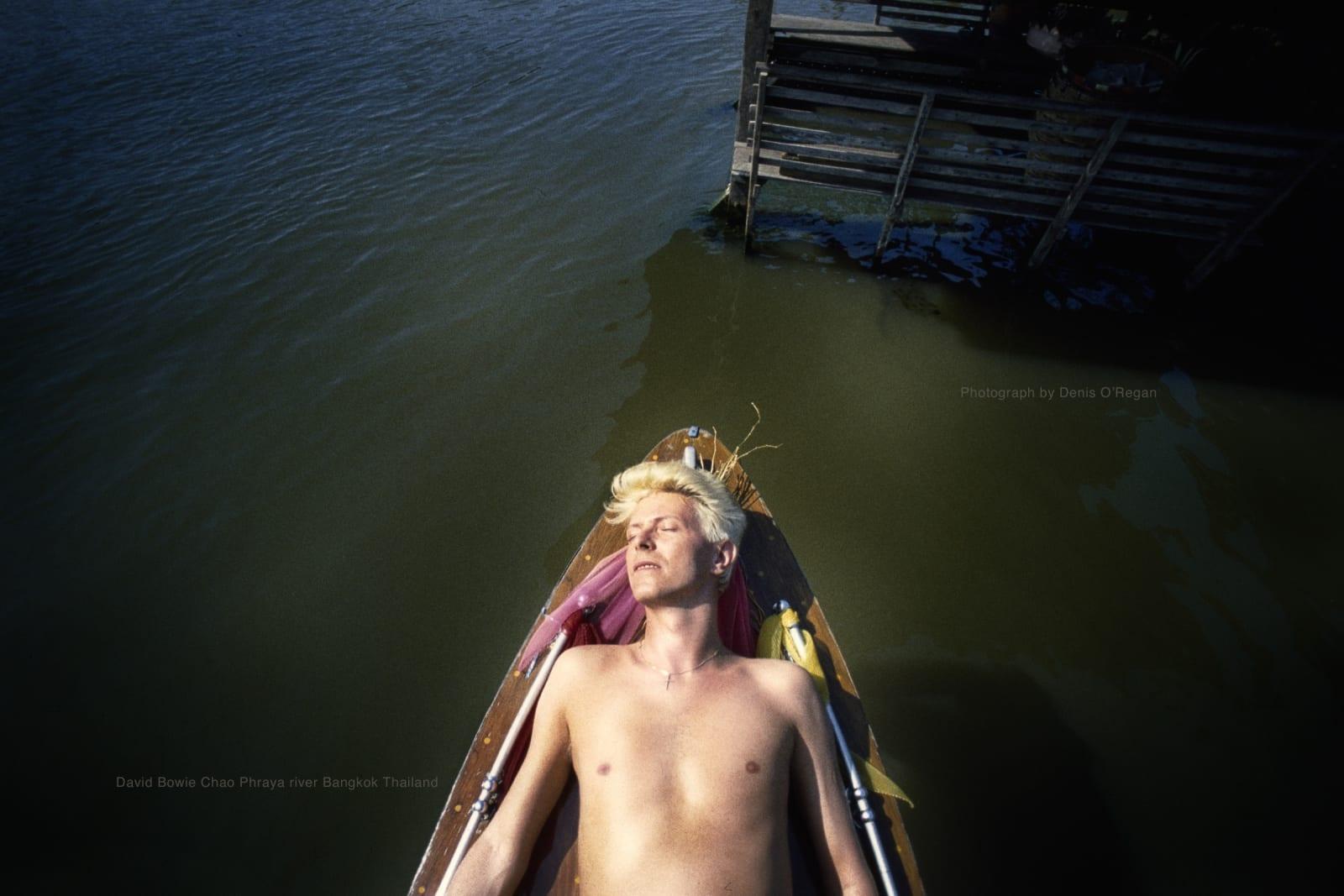 DAVID BOWIE, David Bowie Chao Phraya, 1983