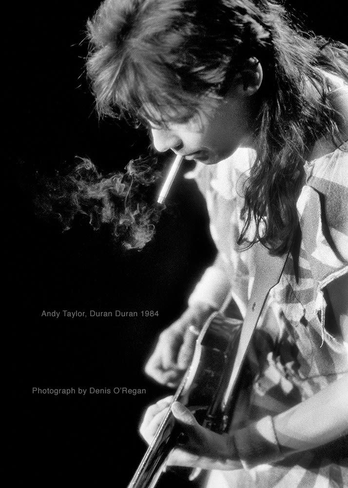 DURAN DURAN, Andy Taylor 'Rock & Roll', 1984
