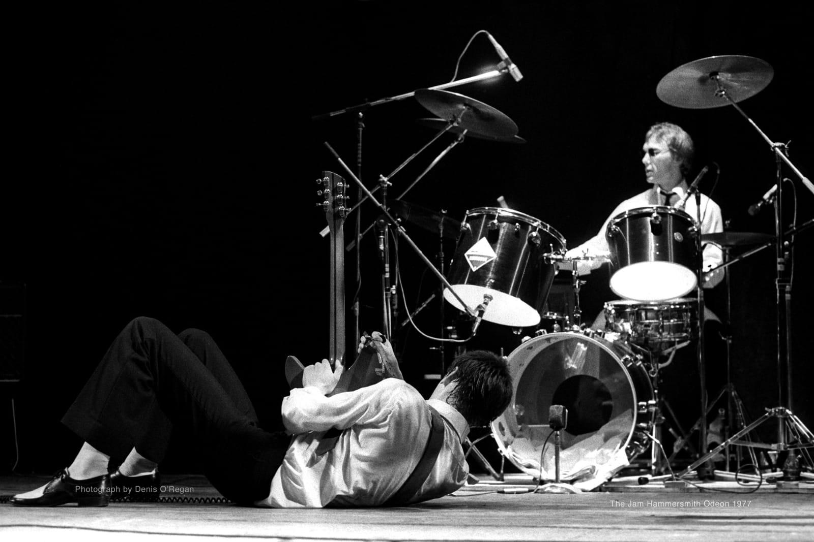 THE JAM, The Jam Hammersmith, 1977