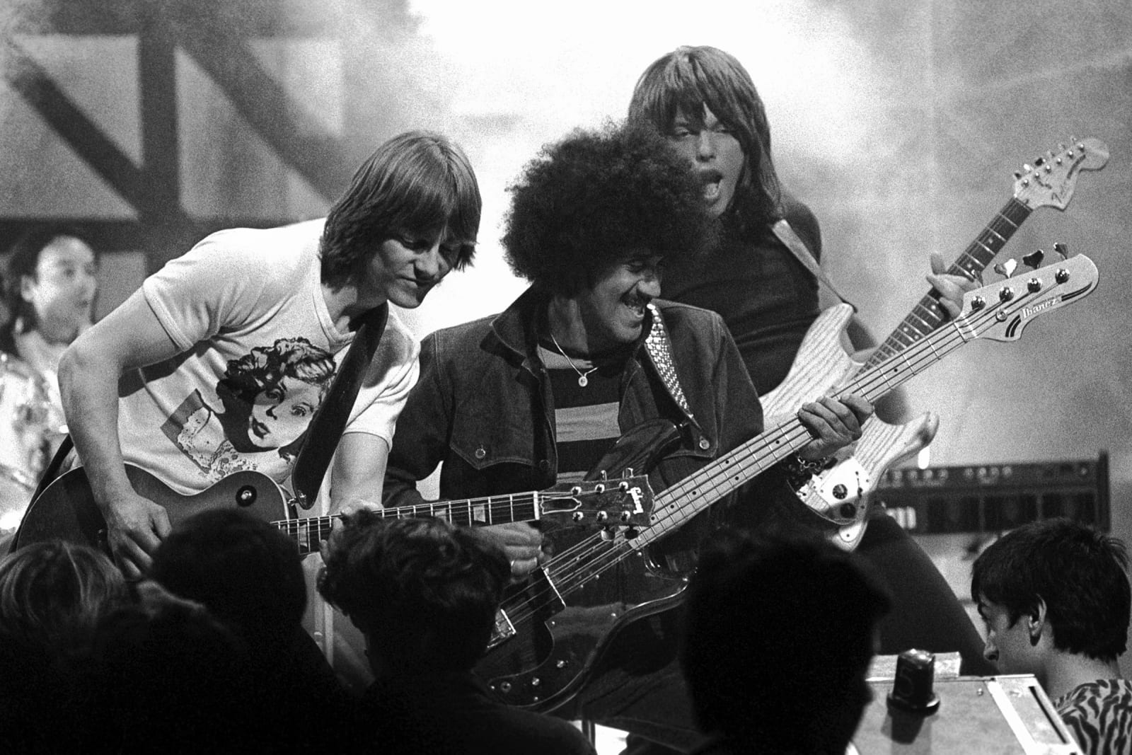 THIN LIZZY, Thin Lizzy Top Of The Pops, 1981