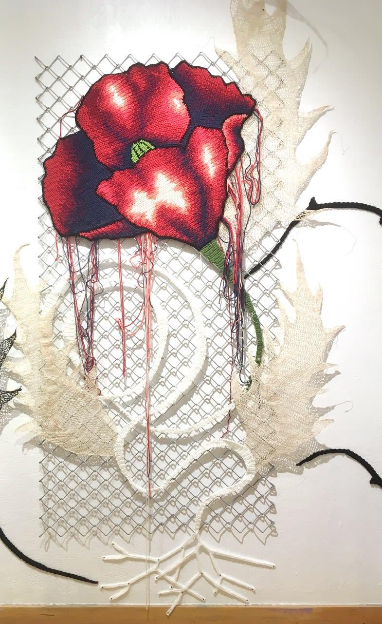 Bone Flower (Poppy 2)
