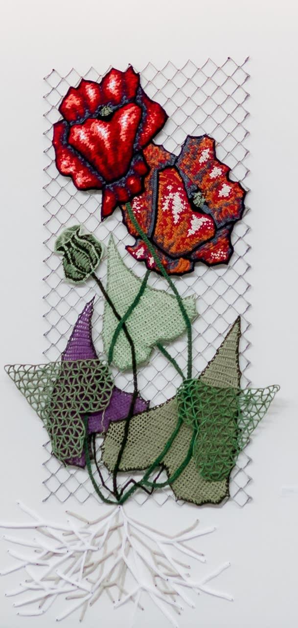 Viscera Flower (poppy)